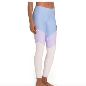 OUTDOOR VOICES SPRING LEGGINGS IN LILAC